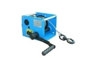 MANUAL DRUMP WINCH Hoist caRol SERIES TR