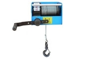MANUAL DRUMP WINCH Hoist caRol SERIES TS
