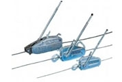PORTABLE WIRE ROPE HAND WINCH (PRO) Hoists TIRFOR® SERIES TU