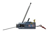PORTABLE WIRE ROPE HAND WINCH (PRO) Hoists TIRFOR® SERIES T500